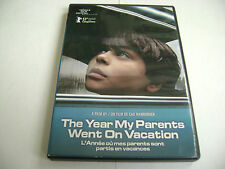 The Year My Parents Went On Vacation (DVD, 2008) A film by Cao Hamburger