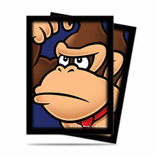 Donkey Kong Ultra Pro Deck Protector card sleeves for Mtg Pokemon