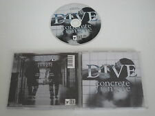 DIVE/CONCRETE JUNGLE(MHCD018) CD ALBUM