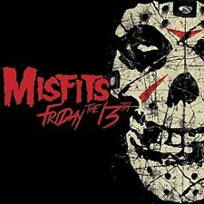 Friday The 13th - Misfits (2016, CD NEUF)