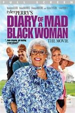 Diary of a Mad Black Woman  DVD Kimberly Elise, Steve Harris, Tyler Perry, Cicel