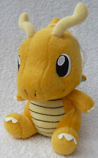 Official Banpresto Pokemon 2010 UFO Chibi Dragonite Soft Plush Doll Toy Japan 6""