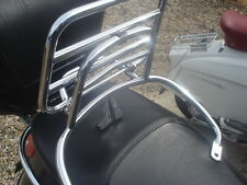 Vespa GTS Rear Folding Carrier Chrome - FA Italia