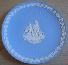 Wedgwood Collectors Plate MERRY CHRISTMAS 1991