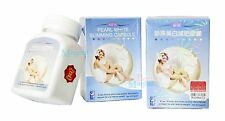 3 BOXES ORIGINAL PEARL WHITE SLIMMING CAPSULES DIET FAT LOSS PILLS NEW PACKAGING