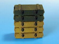AMMO scatole a 7,5 cm kwk40 / stuk40 (Stug III, Stug IV, Pzkpfw IV) #E 03 1/35 Eureka