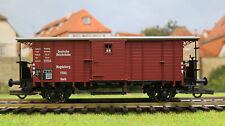 Fleischmann 5369 gedeckter Güterwagen Gwih 1700 Magdeburg DRG OVP // 95-2-90-8