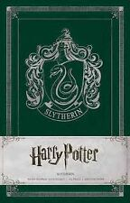 Harry Potter Slytherin Hardcover Ruled Journal (2015, Print, Other)