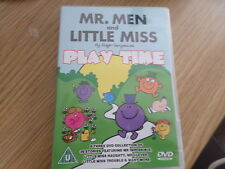 MR MEN AND LITTLE MISS DVD BOX SET GOOD CONDITION FREE POST