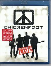 Chickenfoot: Get Your Buzz On - Live [Blu-ray]   - Neu!