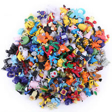 144pcs Lots/Set Monster Pikachu Pokemon GO Mini Action Figures Toys Gift 2-3CM