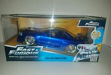 Brian's Nissan Skyline GT-R [R34] Blue # 97173 1/24 Scale Fast and Furious Jada