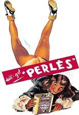 Art Poster Anti Gel Perles Ad  Deco  Print