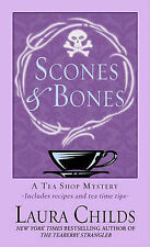 Childs, Laura Scones & Bones (Tea Shop Mysteries) Very Good Book