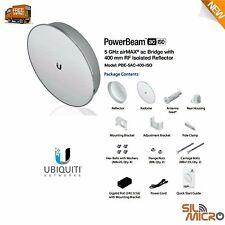 Ubiquiti PBE-5AC-400-ISO-US 5GHz PowerBeam ac 400mm ISO