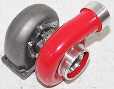 "RED GT45 Turbo 600+HP T4/T66 3.5"" V-BAND 1.05 A/R 92 TRIM High Performance"