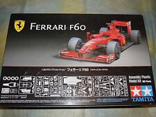 Tamiya 1/20 Ferrari F60 F1 Model GP Car Kit #20059