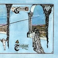 "GENESIS ""TRESPASS"" CD REMASTERED NEU"