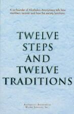 Twelve Steps and Twelve Traditions Alcoholics Anonymous Paperback