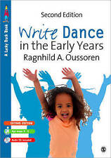 Write Dance in the Early Years [With CD (Audio)] - Oussoren, Ragnh NEW Paperback