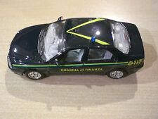 BBURAGO - Alfa Romeo 156 Guardia di Finanza - Made in Italy - Scala 1:24