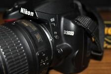 NIKON D3000 SINGLE LENS KIT DSLR CAMERA