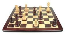 """Wooden Chess Board Rose Wood 21"""" Tournament - House of Chess - Pleasant Times"""