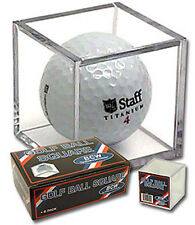 12 BCW Golf Ball Square Holder Cubes