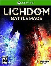 NEW Lichdom: Battlemage (Microsoft Xbox One, 2016)