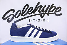 ADIDAS CAMPUS 80'S BW BEDWIN AND THE HEART BREAKERS BLUE WHITE S75674 SZ 12