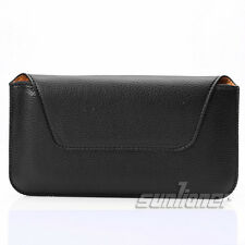 Belt Clip super thin Holster Leather Sleeve Pouch Case Cover for iPhone 7 4.7''