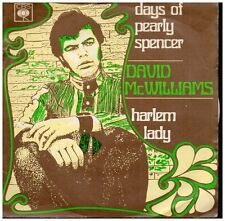16734 - DAVID MCWILLIAMS - DAYS OF PEARLY SPENCER