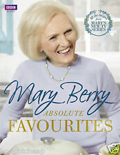 *Mary Berry's Absolute Favourites Hardcover  - NEW - UK SELLER