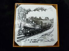 Vintage boxed set Railway Coasters
