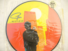 "GILLAN 7"" RESTLESS / ON THE ROCKS 7"" PICTURE DISC....... 45rpm"