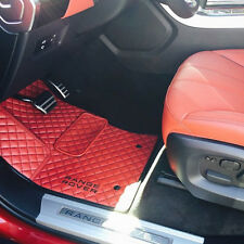 Land Range Rover HSE SuperCharged Autobiography Vogue 4PC Custom Floor Mats