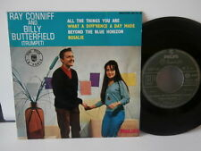 "ray conniff and billt butterfield""ep7""or.fr.phi:429712.de 1960"