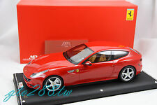 MR 1:18 Ferrari FF - Rosso Corsa(Italian Red) LE.199pcs Worldwide #FE04G