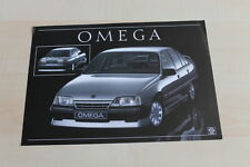 148103) Opel Omega A - optisches Tuning - Prospekt 198?