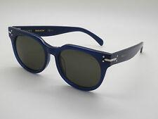 NEW Authentic CELINE Paris CL 41084/F/S M2370 Blue Ladies 53mm Sunglasses