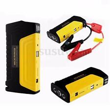 68800mAh 12V Portable Car Jump Starter Pack Booster Charger Battery Power Bank