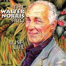 NEW Lush Life by Walter Norris Trio CD (CD) Free P&H