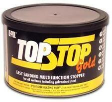 U-pol TOP STOP GOLD Extra Smooth Stopper 1.1Ltr UPOL Car Body Filler BEST Price