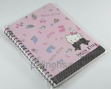 Sanrio Hello Kitty Notebook Nuevo Raro