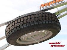 Halterung und Ersatzrad für Bootstrailer 13 Zoll Ersatzradhalter Trailer Rad NEU