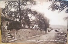 Irish Postcard GLENDALOUGH Richardson's Lake Hotel Wicklow Ireland Valentine'20s