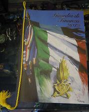 CALENDARIO DELLA GUARDIA DI FINANZA - ANNO 2012 - COME NUOVO -  LN-2/5