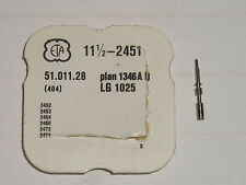 ETA winding stem 2451 2452 2453 2454 2460 2472 2474  female lg 10.25 mm