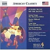 Jewish Music of the Dance (Mester, Barcelona Symphony) CD NEW
