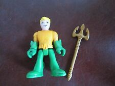 Fisher-Price Imaginext Dc Super Friends Heroes Villains Aquaman Trident Ocean
